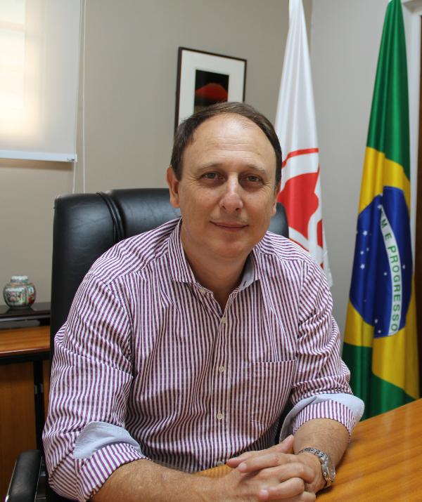 Diretor  Márcio Baptista
