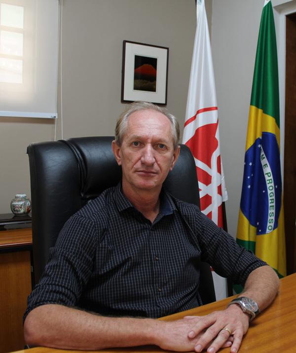 Diretor Enoir Butzke